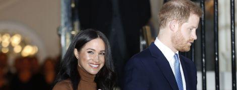 Принц Гарри и Меган отказались от своей страницы в Instagram