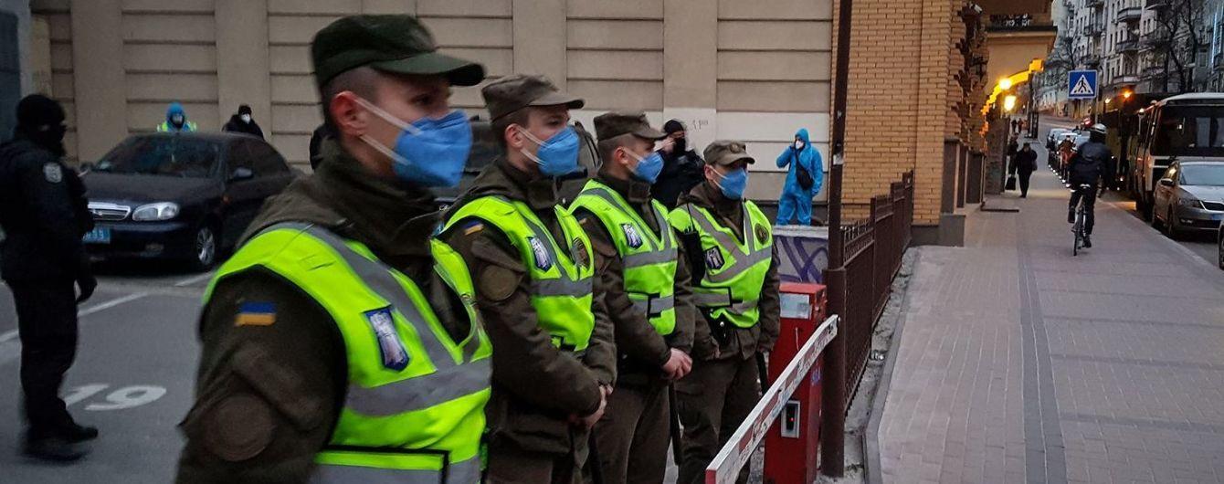 Депутаты хотят заставить нацгвардейцев носить индивидуальные номерные знаки во время массовых мероприятий