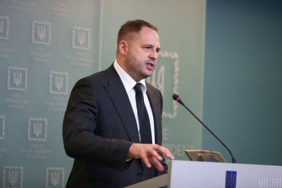 Україна буде робити все від неї залежне, щоб повернути окупований Донбас до кінця 2020 року - Єрмак