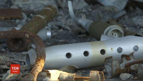 На передовой в результате обстрела погиб 1 военный - 4 получили ранения