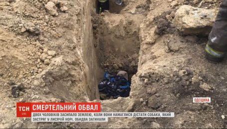 У Одеській області загинули чоловіки, які хотіли врятувати свого пса