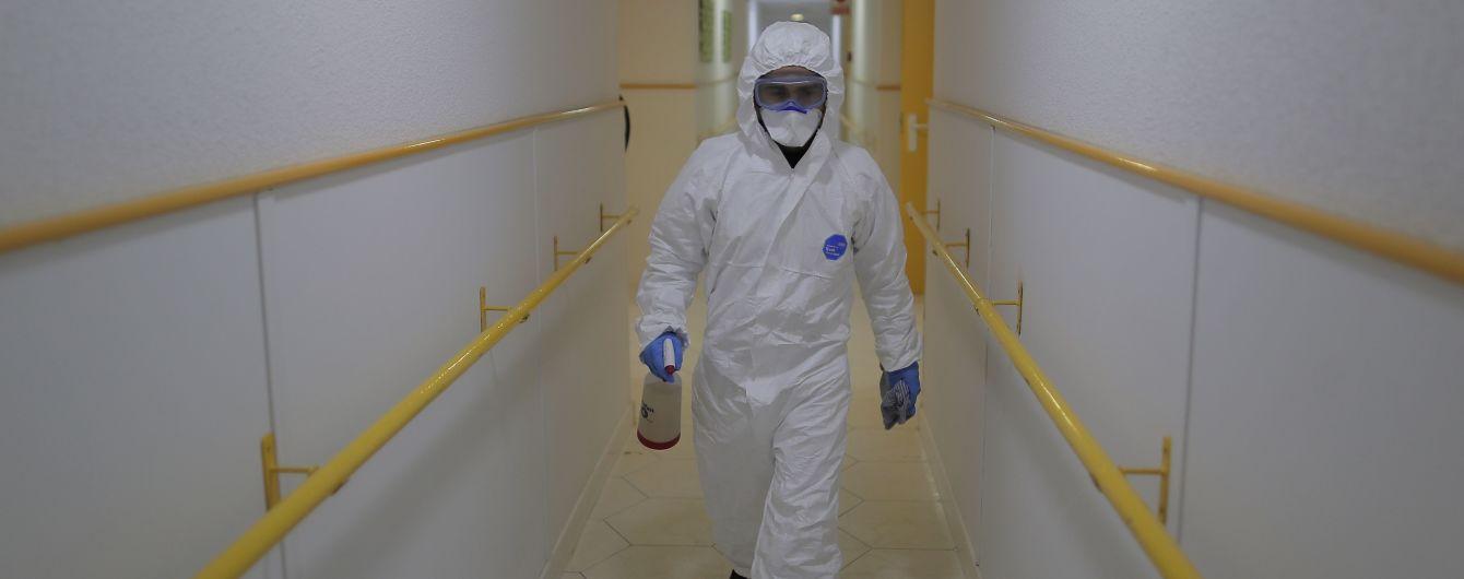 У Кіровоградській області зафіксували першу смерть від коронавірусу
