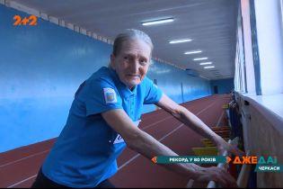 Рекордсменка в 80 лет — женщина пробежала марафон и установила новый рекорд Украины