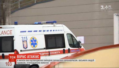 В Черновцах от коронавируса умерли двое пациентов