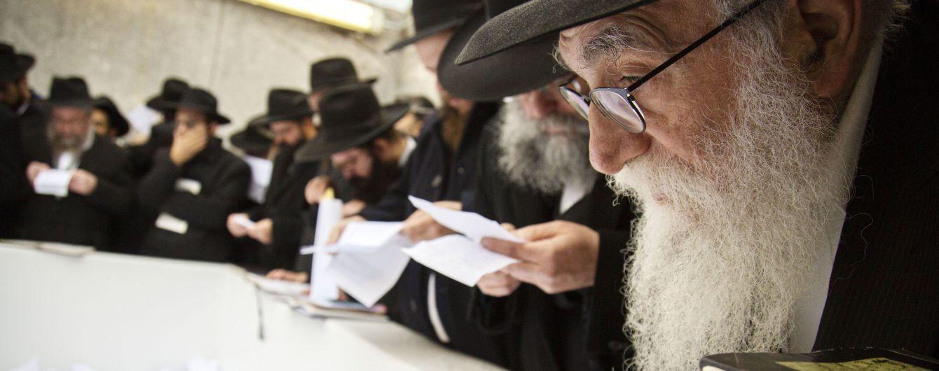 Через недотримання карантину ультраортодоксальні євреї масово заразилися коронавірусом