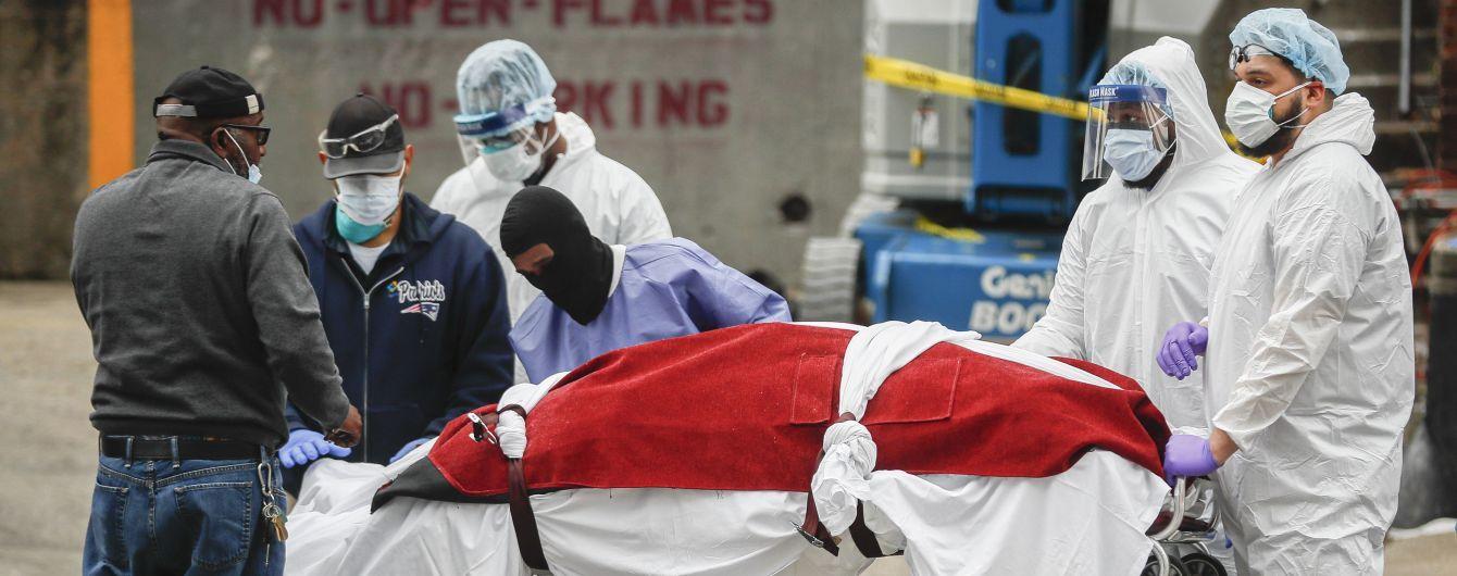 В США назвали количество американцев, которые могут умереть от коронавируса до инаугурации президента
