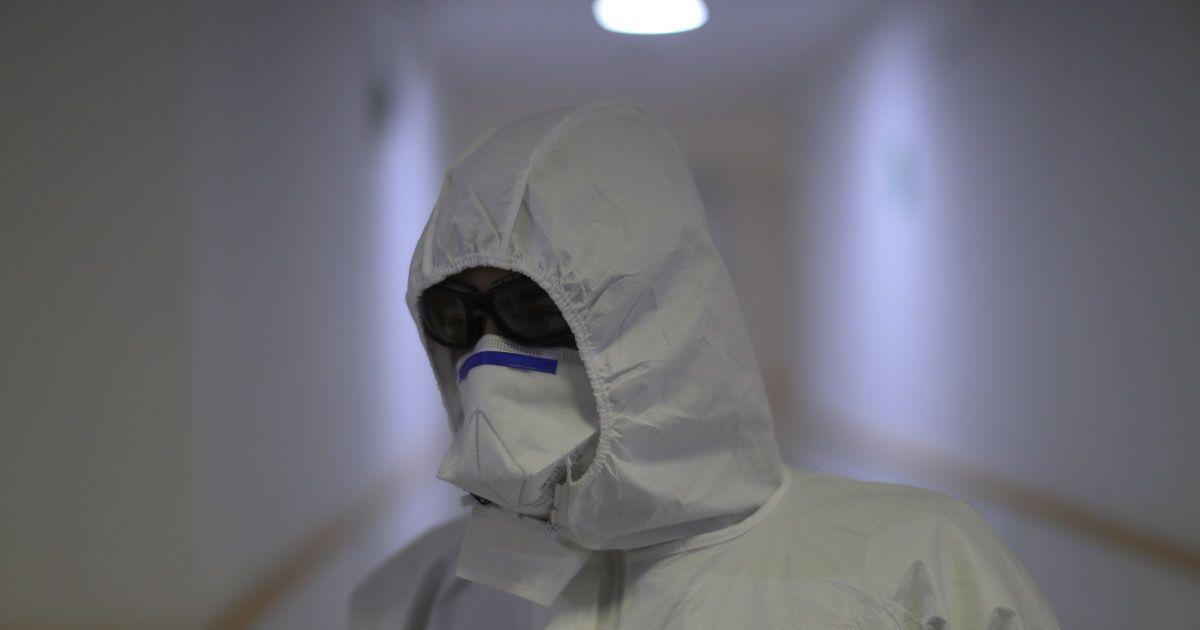 Умершая от коронавируса роженица на Прикарпатье лежала в палате еще с четырьмя женщинами