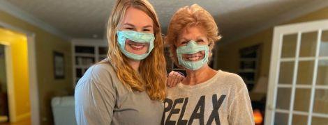 """Во Франции студентка придумала маски с прозрачным """"окошком"""" у рта для людей со слабым слухом"""