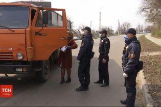 В'їзд та виїзд заборонено: у райцентрі Кам'янка запроваджують комендантську годину