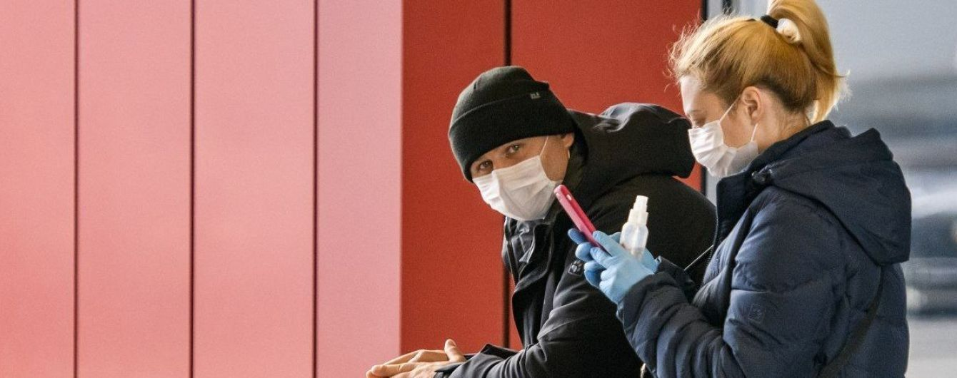 В МВД рассказали, когда в Украине ожидать пик эпидемии коронавируса