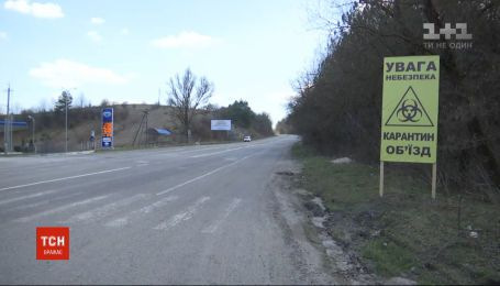 ДСНС ввела особливий режим в'їзду та виїзду до Чернівецької області