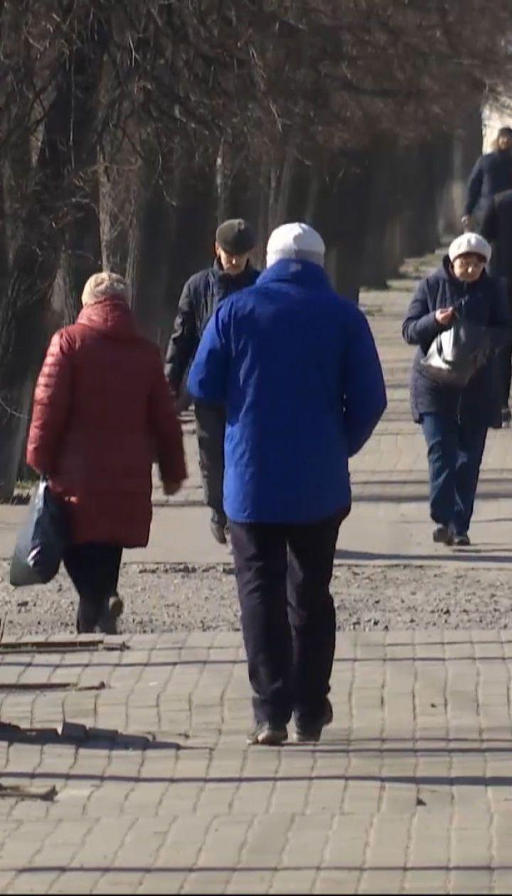 Последние данные: в Украине - 669 инфицированных коронавирусом