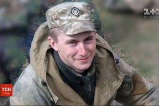 На фронті від кулі снайпера загинув 22-річний офіцер Олександр Маланчук