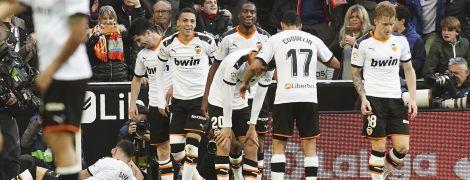"""Все футболисты """"Валенсии"""" сдали отрицательный тест на коронавирус, в клубе было 10 инфицированных игроков"""