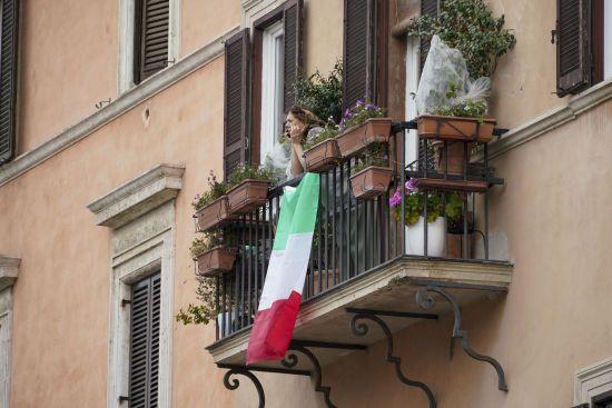 В Італії зафіксували найменшу кількість смертей від коронавірусу