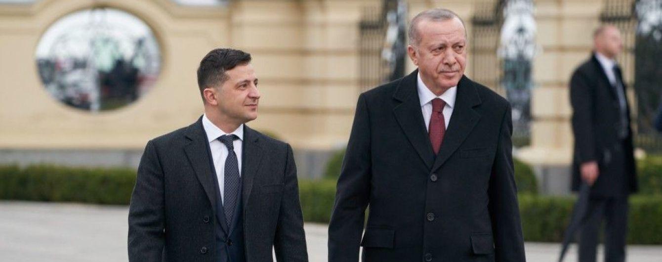 Зеленский договорился с Эрдоганом от 1 июля возобновить авиарейсы из Украины в Турцию