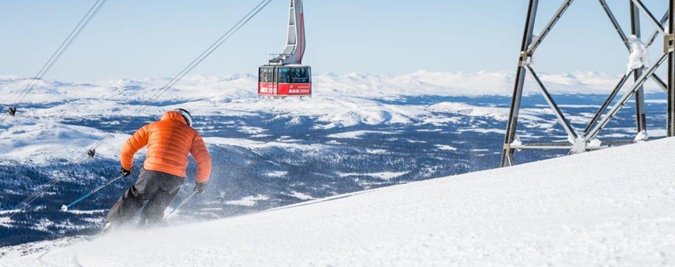 У Швеції закривають три лижні курорти через коронавірус