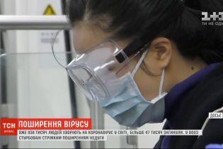 Коронавирус в мире: в США заканчиваются государственные запасы защитных средств для медиков