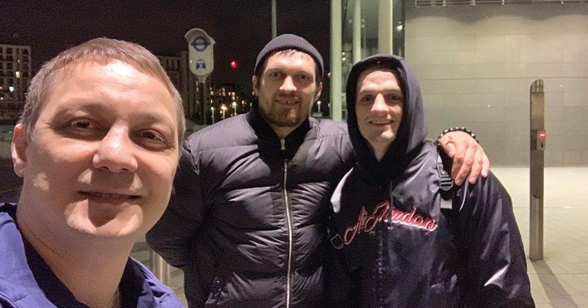 """""""Коронавірусу немає, є лише happy virus"""": Російський тренер з боксу заразився COVID-19, він мав контакт з Усиком"""