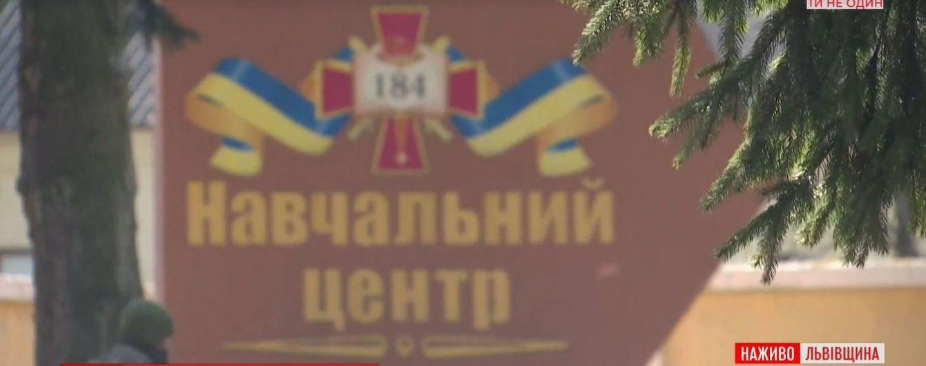 На Яворівському полігоні знайшли тіла двох чоловіків - військового та цивільного