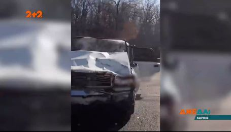 В Мариуполе произошла тройная авария – ДТП с дорог Украины