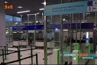 Українця забили до смерті в терміналі аеропорту Лісабона