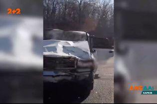 У Маріуполі сталася потрійна аварія – ДТП з доріг України