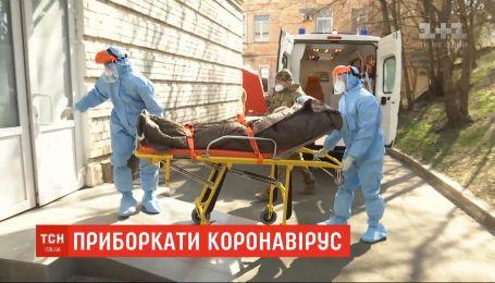 Два українських військовослужбовці підхопили коронавірус