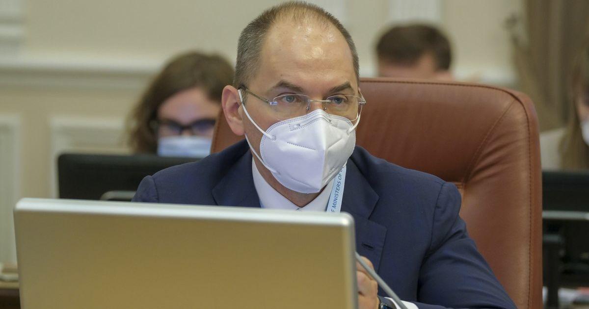 Степанов розповів, що дозволить скоротити черги з тестування на коронавірус в Україні