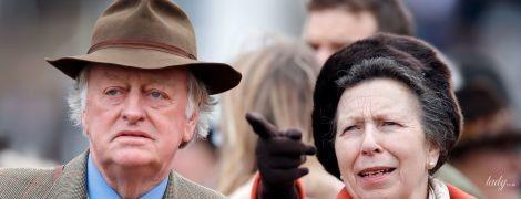 Колишній чоловік герцогині Корнуольської, який контактував з принцесою Анною, захворів на коронавірус