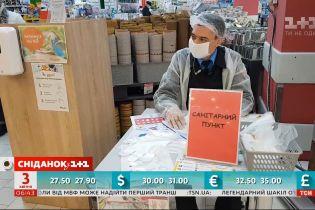Заботимся о здоровье: как магазины пытаются защитить покупателей от коронавируса
