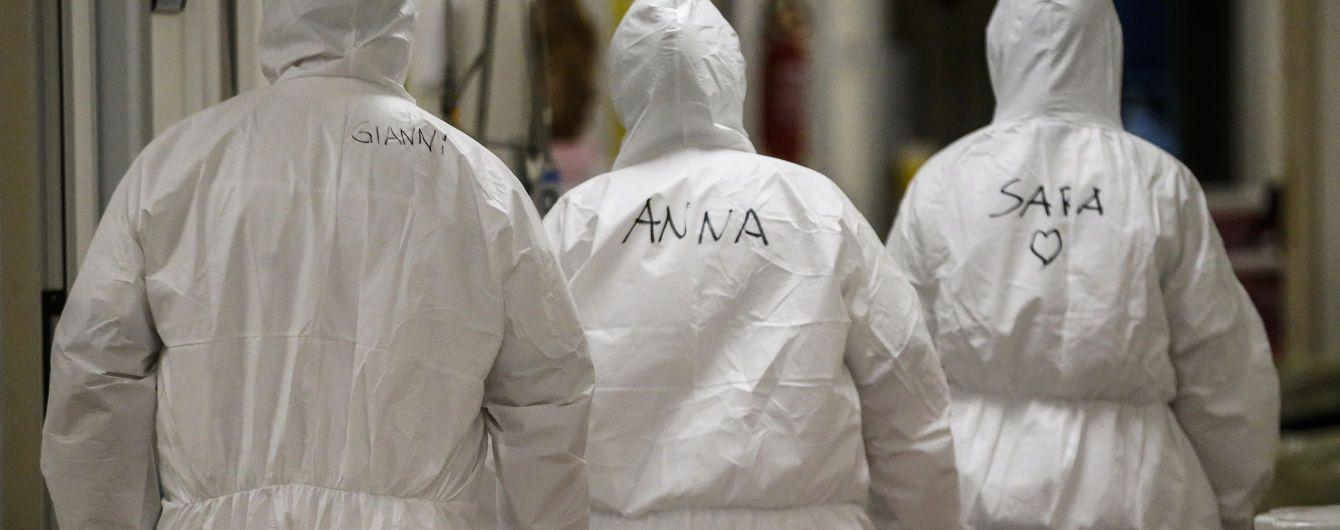 За сутки более 90 украинских медиков заразились коронавирусом