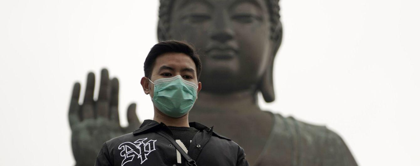 Понад пів сотні нових випадків: через коронавірус Китай закриває кордони для іноземців