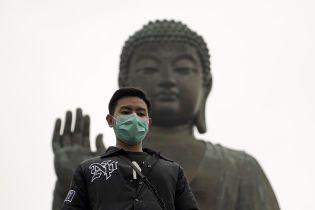У Китаї вперше від початку нового спалаху зафіксували лише один випадок місцевого передавання коронавірусу