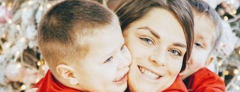 """""""Живот был размером с фитбол"""": Неля Шовкопляс поделилась архивными фото, где беременна двойней"""