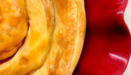 Вертута с соленым творогом и шкварками: подробный рецепт от Андрея Величко
