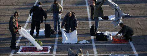 Отсутствие социальной дистанции и гигиены: как живут бездомные в США, где бушует коронавирус