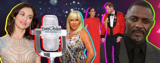 Новини у Гламурі за тиждень: онлайн-євробачення та заручини зірки 80-х з жінкою