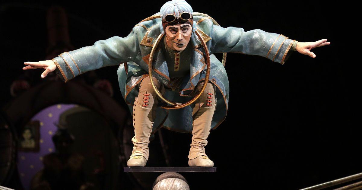 Cirque du Soleil безкоштовно покаже свій виступ у Мережі, аби потішити людей на карантині