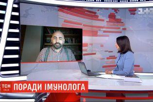 Врач-иммунолог Андрей Волянский рассказал, как укрепить иммунитет во время коронавируса