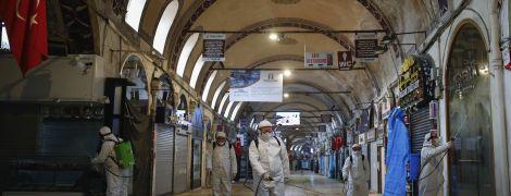 Понад 20 тисяч заражених: у Туреччині через коронавірус запровадили суворий карантин