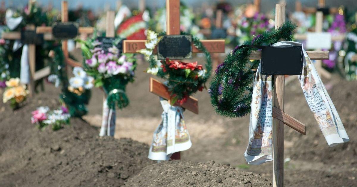 Умерших от грибной похлебки братика и сестричку похоронят в один день в Черниговской области