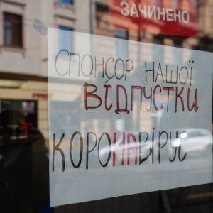 Карантин в Украине: треть компаний приостановила деятельность, малые предприниматели массово увольняют работников