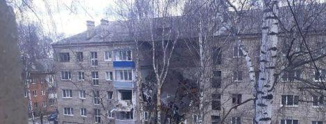 Под Москвой взрыв газа обрушил целый подъезд жилого дома