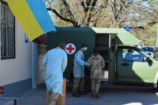 У Збройних силах підтвердились три нові випадки коронавірусу