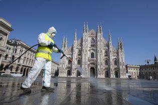 Пандемія коронавірусу: в Італії уперше пішла на спад кількість критичних пацієнтів