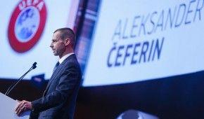 Президент УЄФА назвав крайню дату завершення Ліги чемпіонів і Ліги Європи