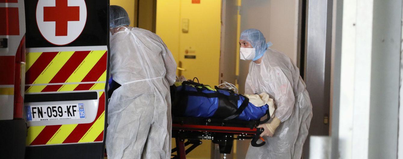 В Винницкой области пятеро инфицированных коронавирусом находятся в тяжелом состоянии