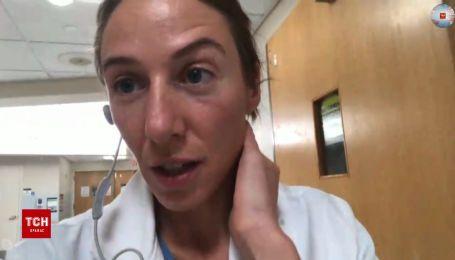 Лікарка з Нью-Йорка розповіла про раптові смерті від коронавірусу