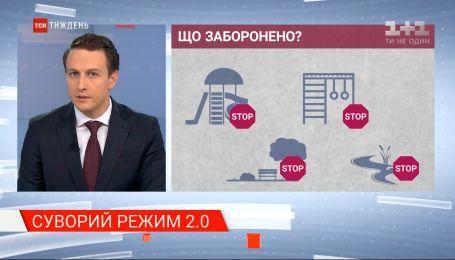 В Україні посилюють карантин: що буде заборонено